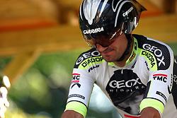 Cobo Aceba Juan Jose (ESP) of Geox at prologue (6,6km) of Tour de Slovenie 2011, on June 16 2011, in Ljubljana, Slovenia. (Photo by Urban Urbanc / Sportida)