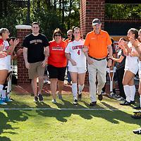 Women Soccer vs Presbyterian Senior Night