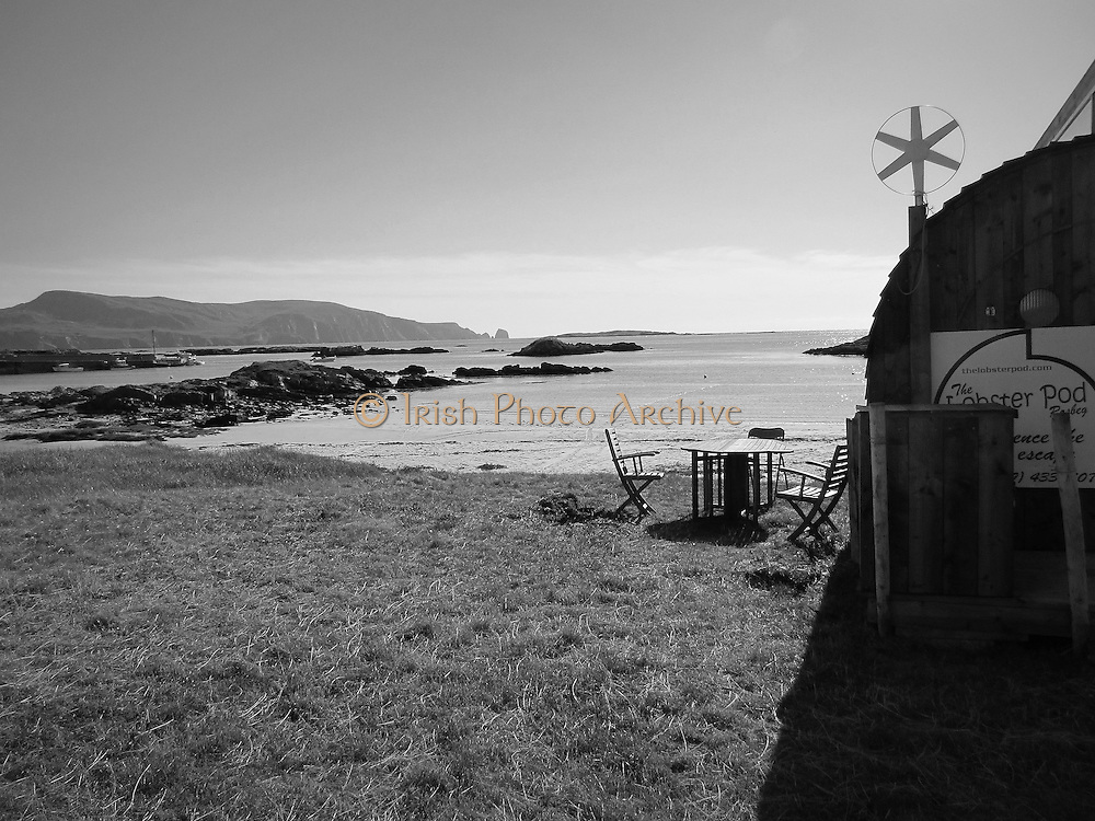 Lobster Stop, The Lobster Pod, Ardara, Donegal,