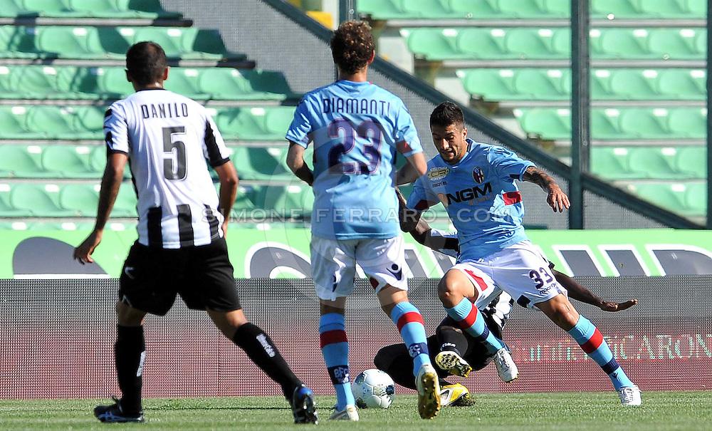 Udine, 02 Ottobre 2011.Campionato di calcio Serie A 2011/2012  6^ giornata..Udinese vs Bologna. Stadio Friuli..Nella foto: Panagiotis Kone..© foto di Simone Ferraro