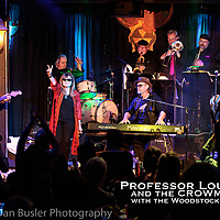 Professor Louie and The Cromatix at The Extended Play Sessions 12-14-19