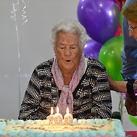 Nana's 100th Celebrations