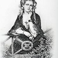 DE GIRARDIN, Delphine