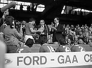 20/05/1984<br /> 05/20/1984<br /> 20 May 1984<br /> Ford G.A.A. Centenary Finals at Croke Park, Dublin.