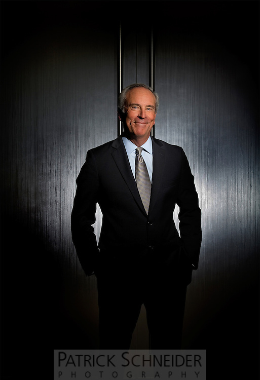 On-location corporate photography - Christopher J. Kearney is the chairman, president and chief executive officer of SPX. <br /> <br /> Charlotte Photographer - PatrickSchneiderPhoto.com