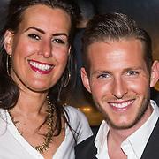 NLD/Amsterdam//20140329 - Emma Fund Raising 2014, Ellen Litz en Morris Nieuwenhuis