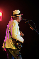 Neil Young at Massey Hall in Toronto, Canada May 11th 2011.
