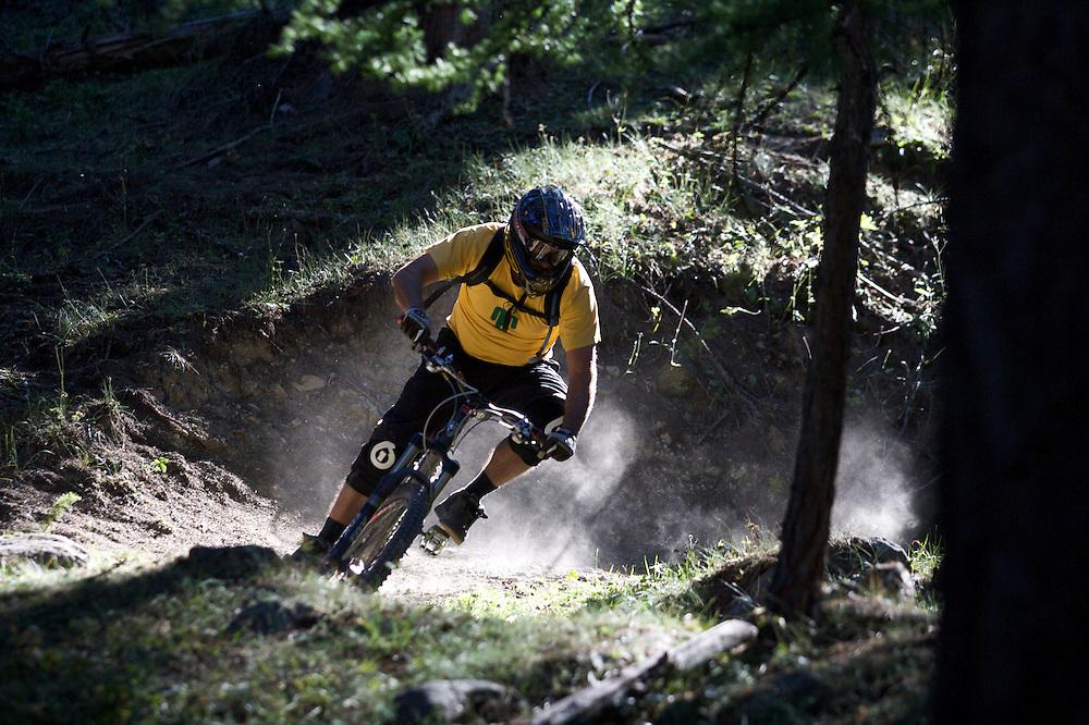 Mountain Biking, Hautes Alpes,