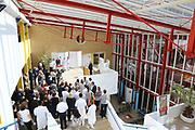 Mannheim. 28.07.17 | Neue Stammzell-Transplantationseinheit<br /> &bdquo;Das Universitätsklinikum Mannheim ist ein überregional bedeutendes Zentrum für schwere Blutkrebs-Erkrankungen&ldquo;, betonte Oberbürgermeister Dr. Peter Kurz, der auch Aufsichtsratsvorsitzender<br /> des Klinikums ist. &bdquo;Mit der neuen Station und der angeschlossenen Ambulanz profitieren jetzt noch mehr Patienten aus Mannheim, der Metropolregion Rhein-Neckar und weit darüber hinaus von der speziellen Expertise und der lebensrettenden Behandlung.&ldquo;<br /> <br /> <br /> BILD- ID 0519 |<br /> Bild: Markus Prosswitz 28JUL17 / masterpress (Bild ist honorarpflichtig - No Model Release!)