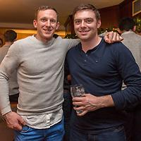 Patrick Kelly and Andrew Fahy