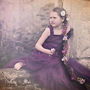 Rapunzel at Waverley Abbey