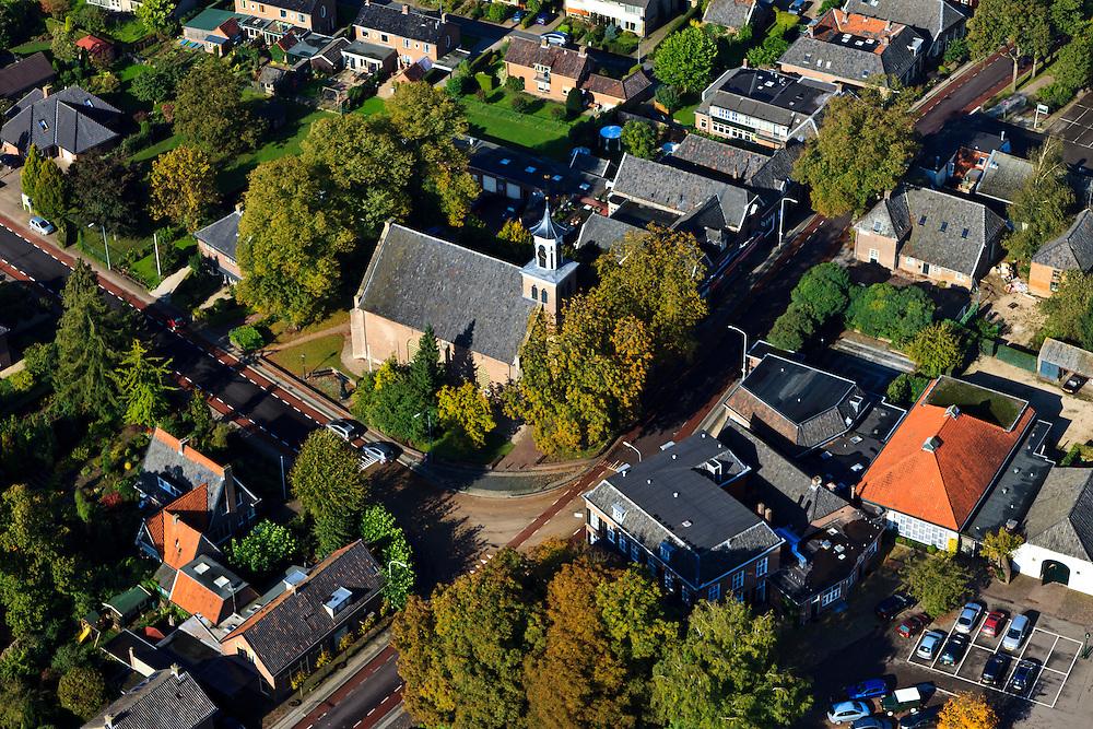 Nederland, Gelderland, Hummelo, 03-10-2010; Gouden Karper.QQQ.luchtfoto (toeslag), aerial photo (additional fee required).foto/photo Siebe Swart