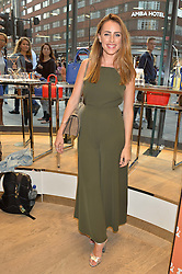 SABRINA CHAKICI at a Hello! magazine and Folli Follie shopping evening at Folli Follie, 493 Oxford Street, London on 25th August 2016.