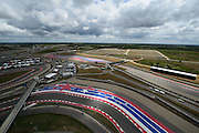 September 16-18, 2015 Lamborghini Super Trofeo, Circuit of the Americas: Circuit of the Americas general view from the tower