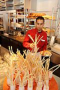 Fratelli Lyon Driade, im Miami design district, eine Mischung aus Restaurant und Moebelhaus..Florida 2009..Foto © Stefan Falke.