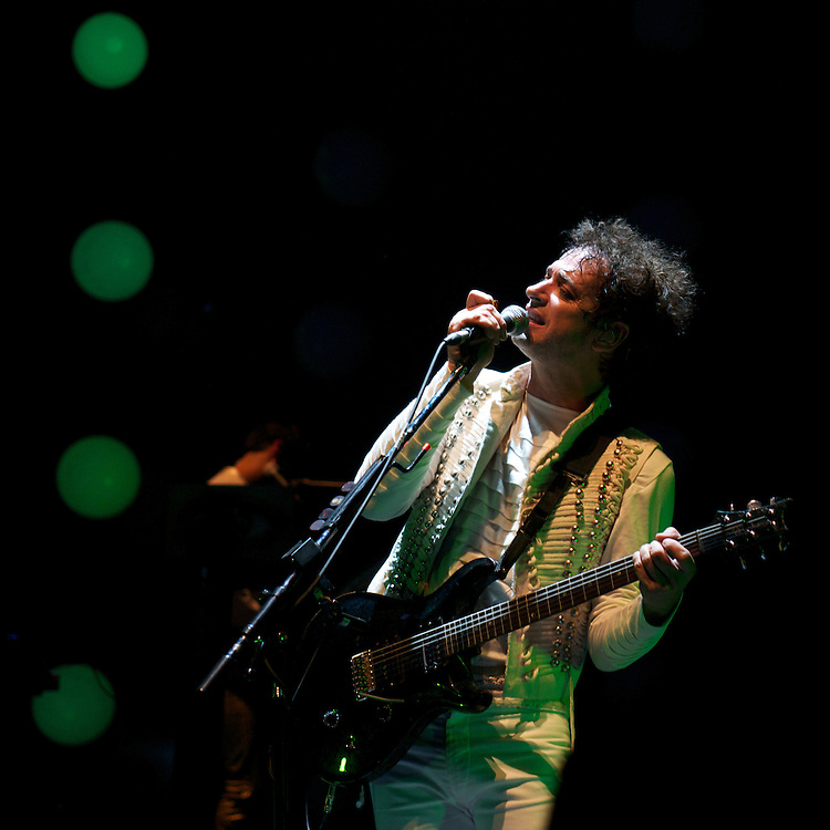 Gustavo Cerati live at the Nokia club