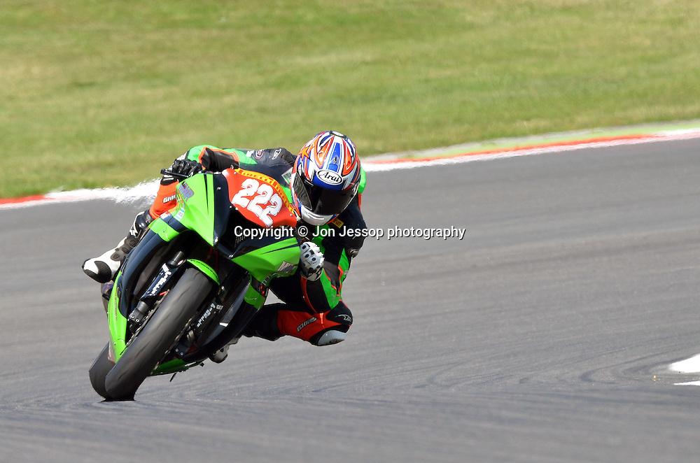 #222 Nicolas Grobler MWR Kawasaki Superstock 1000