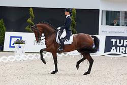 Verliefden Fanny, (BEL), Annarico <br /> Philips Preis<br /> Weltfest des Pferdesports Aachen 2015<br /> © Hippo Foto - Dirk Caremans<br /> 30/05/15