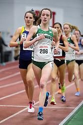 5000, Dartmouth<br /> BU Terrier Indoor track meet