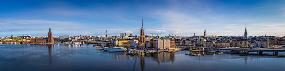 Riddarholmen in Stockholm, Sweden<br /> <br /> For a larger view visit: http://wp.me/P1307p-Yd