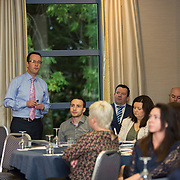 07.09. 2017.                             <br /> Attending the Regional Skills Mid West Apprenticeship Briefing at the Radisson Hotel was Joe Leddin, Manager Regional Skills. Picture: Alan Place