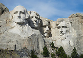 SD: Mount Rushmore National Memorial