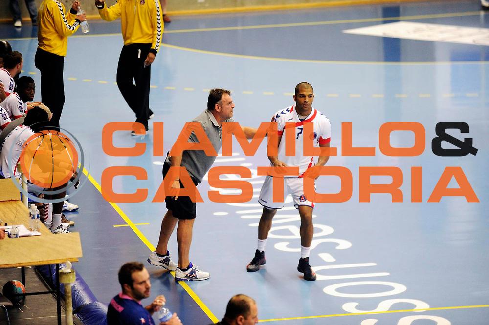 DESCRIZIONE : Handball Tournoi de Cesson Homme<br /> GIOCATORE : CLAIRE Nicolas GARDENT Philippe<br /> SQUADRA : Paris<br /> EVENTO : Tournoi de cesson<br /> GARA : Paris Cesson<br /> DATA : 07 09 2012<br /> CATEGORIA : Handball Homme<br /> SPORT : Handball<br /> AUTORE : JF Molliere <br /> Galleria : France Hand 2012-2013 Action<br /> Fotonotizia : Tournoi de Cesson Homme<br /> Predefinita :
