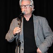 NLD/Hilversum/20111115 - Boekpresentatie Zangeres Zonder Naam van Ben Holthuis, Sjef Scholte