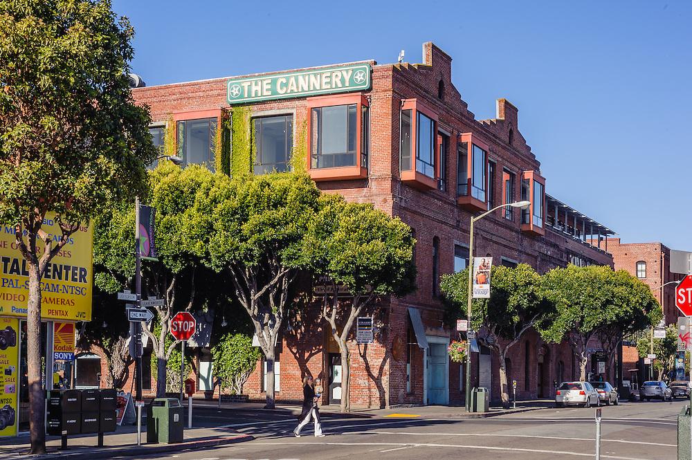 San Francisco, California, Jefferson Street, Fisherman's Wharf