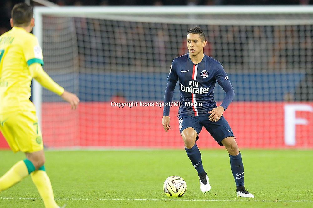 Marquinhos - 06.12.2014 - PSG / Nantes - 17eme journee de Ligue 1<br />Photo : Andre Ferreira / Icon Sport