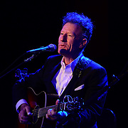 Lyle Lovett performs at The Music Hall in Portsmouth, NH, April 29, 2015