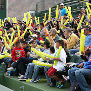 March 1, 2014, Palm Springs, California: <br /> Fans attend a tennis clinic during Kids Day at the Indian Wells Tennis Garden sponsored by the Coachella Valley National Junior Tennis and Learning Network.<br /> (Photo by Billie Weiss/BNP Paribas Open)