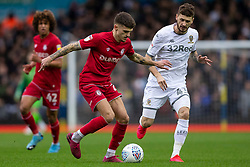Jamie Paterson of Bristol City and Mateusz Klich of Leeds United - Mandatory by-line: Daniel Chesterton/JMP - 15/02/2020 - FOOTBALL - Elland Road - Leeds, England - Leeds United v Bristol City - Sky Bet Championship