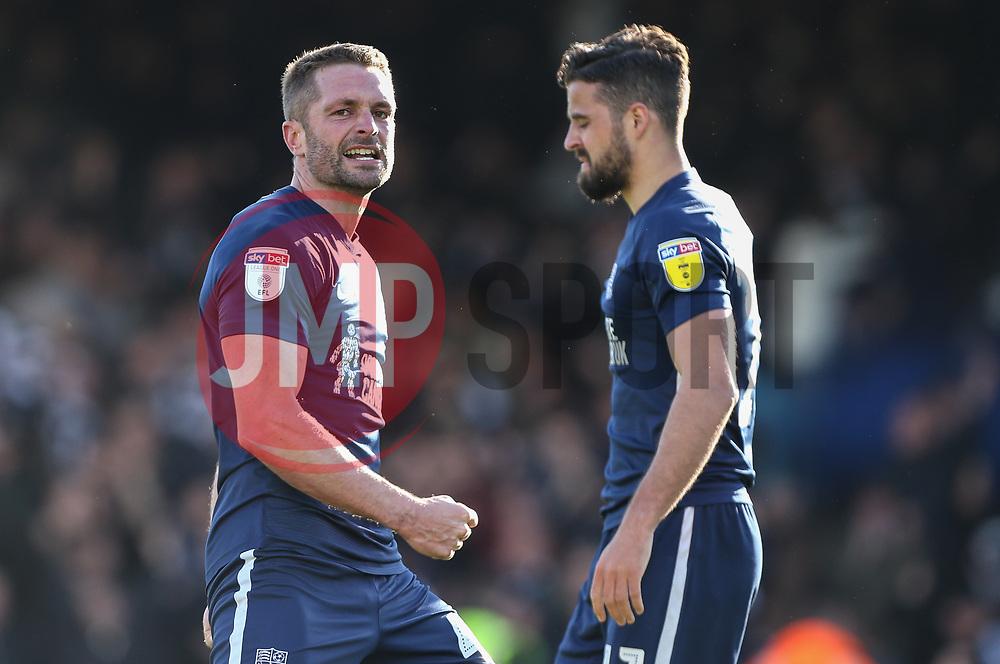 John White of Southend United celebrates scoring to make it 1-0 - Mandatory by-line: Arron Gent/JMP - 04/05/2019 - FOOTBALL - Roots Hall - Southend-on-Sea, England - Southend United v Sunderland - Sky Bet League One