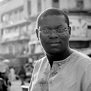 Bright Simons is a Ghanaian social innovator, entrepreneur, writer and vice-president (in charge of research) at IMANI. He is also the founder and president of mPedigree.