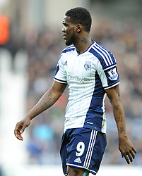 West Bromwich Albion's Brown Ideye - Photo mandatory by-line: Dougie Allward/JMP - Mobile: 07966 386802 - 14/03/2015 - SPORT - Football - Birmingham - The Hawthorns - West Bromwich Albion v Stoke City - Barclays Premier League