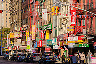 East Broadway, Chinese Signs, China Town, New York City, New York