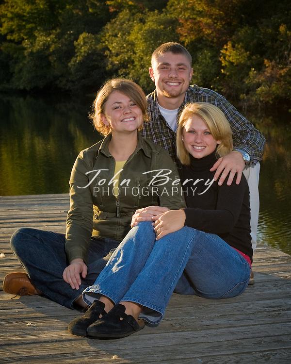 Dugan/Wong Family Photos.Julie senior photos.10/14/2007..