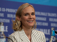 Actress Diane Kruger at the press conference for the film The Operative (Die Agentin) at the 69th Berlinale International Film Festival, on Sunday 10th February 2019, Hotel Grand Hyatt, Berlin, Germany.