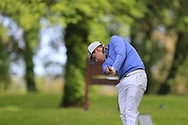Eoin Freeman (Naas) during the final round of the Connacht Boys Amateur Championship, Oughterard Golf Club, Oughterard, Co. Galway, Ireland. 05/07/2019<br /> Picture: Golffile | Fran Caffrey<br /> <br /> <br /> All photo usage must carry mandatory copyright credit (© Golffile | Fran Caffrey)