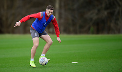 Lincoln City's Conor Coventry during a training session at the BMW Soper of Lincoln Elite Performance Centre, Scampton, Lincolnshire.<br /> <br /> Picture: Chris Vaughan Photography for Lincoln City FC<br /> Date: February 4, 2020