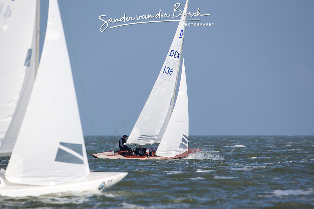 Dragon Gold Cup, Final Day, 7-12 September 2014, Medemblik, The Netherlands