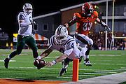 Ohio quarterback #4 Tyler Tettleton