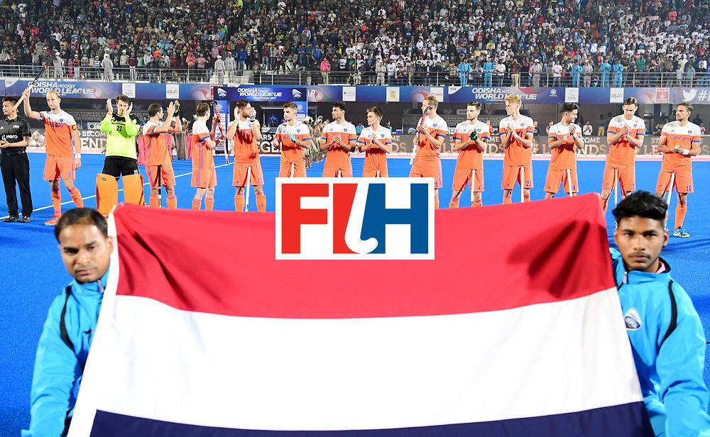 Odisha Men's Hockey World League Final Bhubaneswar 2017<br /> Match id:08<br /> Netherlands v Argentina<br /> Foto: <br /> WORLDSPORTPICS COPYRIGHT FRANK UIJLENBROEK