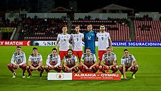 2018-11-20 Albania v Wales