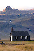 050911ICE.240TrvlConf_rwx.Church at Budir, Iceland (adjacent to Budahraun Nature Preserve).