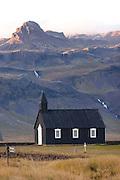 050911ICE.240TrvlConf_rwx.Church at Budir, Iceland (adjacent to Budahraun Nature Preserve).
