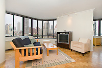Living Room at 205 East 85th Street