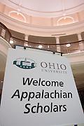 Appalachian Scholars Open House Program in New Baker