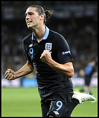 England V Sweden Euro 2012